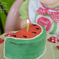 Watermelon 1st birthday party