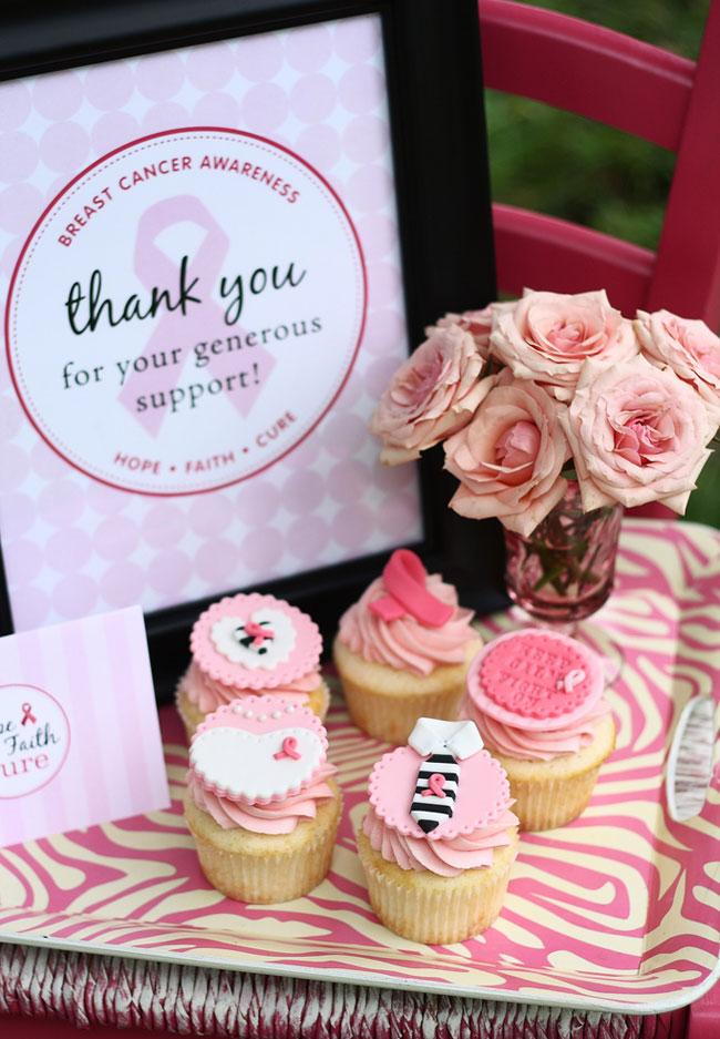 Breast Cancer Fundraiser Ideas