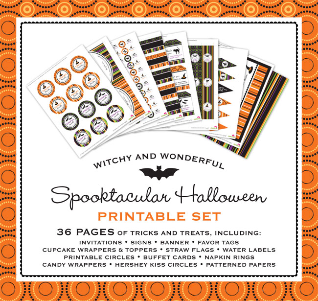 Chickabug Halloween printables set! - Chickabug.com