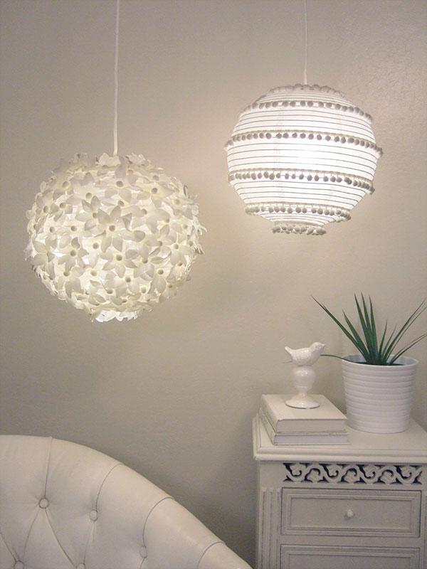 Diy paper lantern decorating ideas chickabug for Paper lantern tutorial