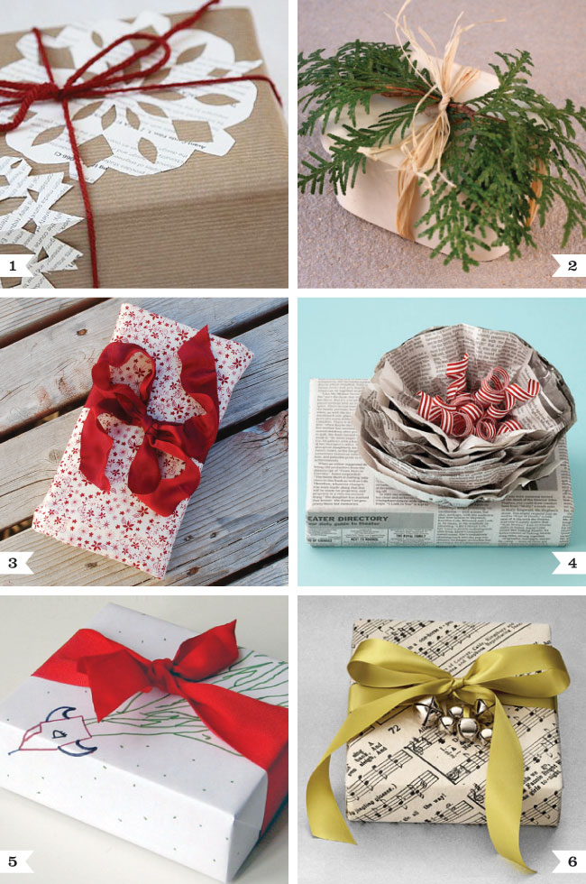Last Minute Eco Friendly Gift Wrapping Ideas Chickabug