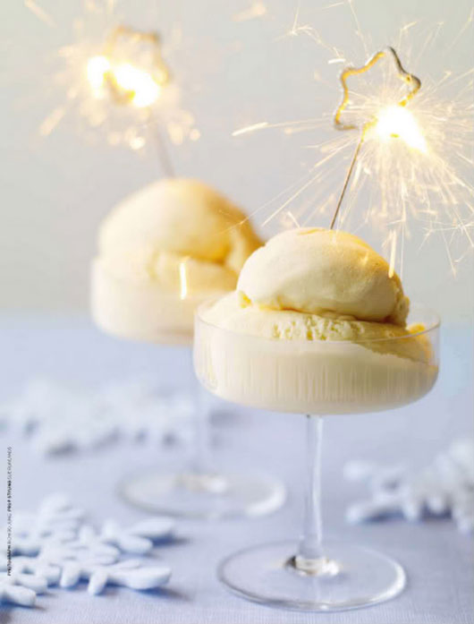 New Year's Eve sparkler desserts | Chickabug