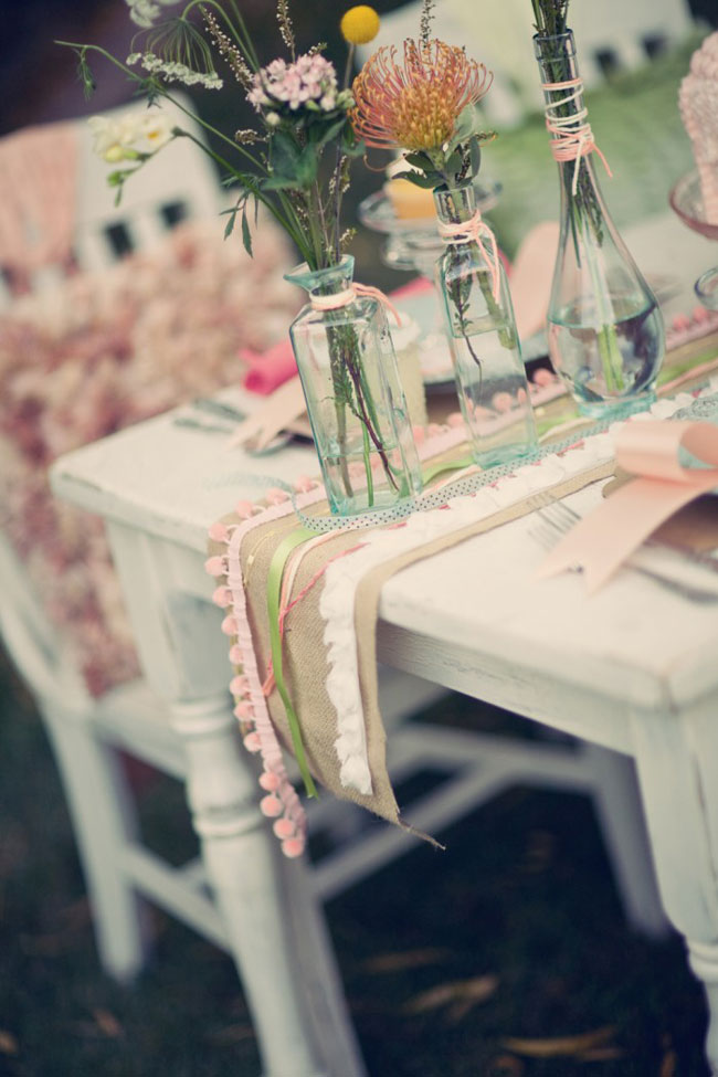 One Pretty Pin A Shabby Chic Table