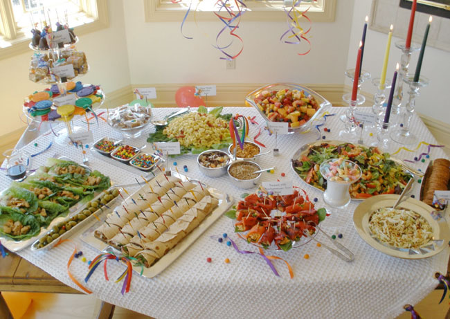 How to host a party for 150 or less blog readers 39 best for Finger food ideas for housewarming party