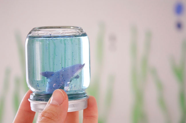 Under the sea favor idea4