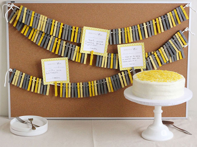 clothespin backdrop tutorial plus a free printable for mother s day