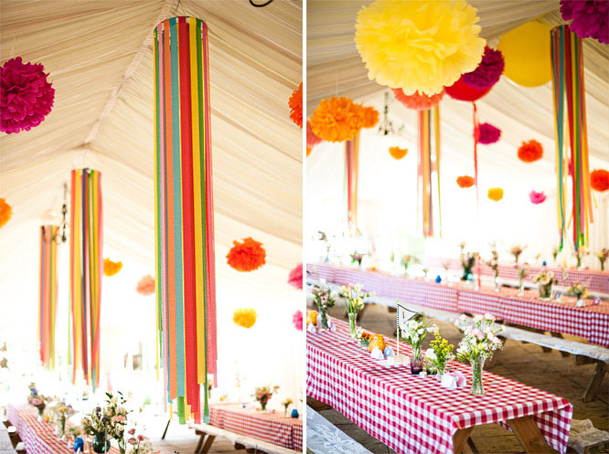 Gorgeous DIY party decoration ideas | Chickabug