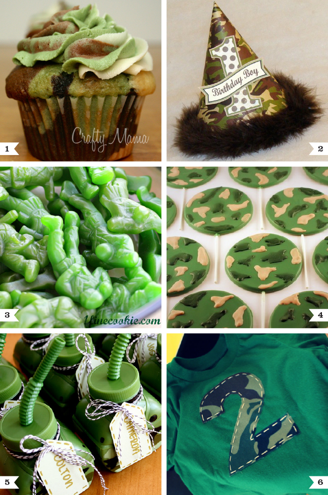 To oblige here are some fun food favor and party outfit ideas