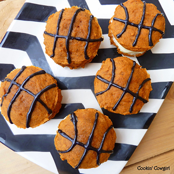 Basketball Hoopie-Pies