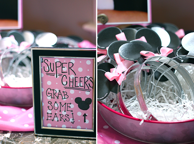 Diy Minnie Mouse Party Decorations Minnie Mouse Party Super