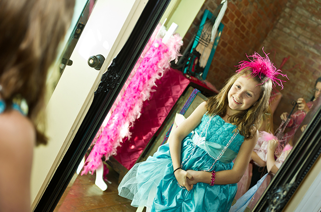 Dress-Up theme party by Double The Fun Parties