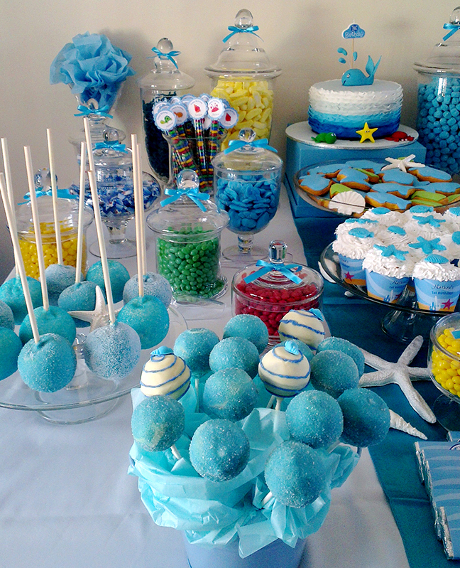 Under the sea birthday party - printables from Chickabug