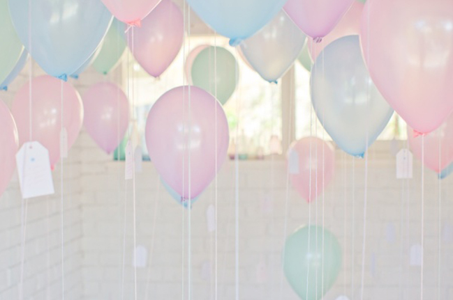 Pastel Valentine's Day Party | Chickabug