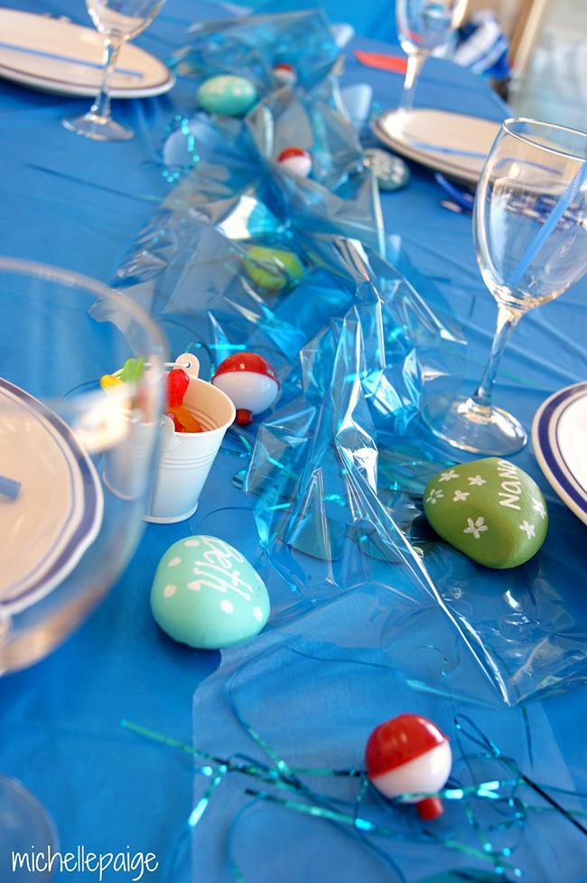 Goldfish theme party