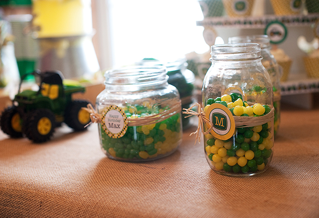 John Deere party - printables from Chickabug