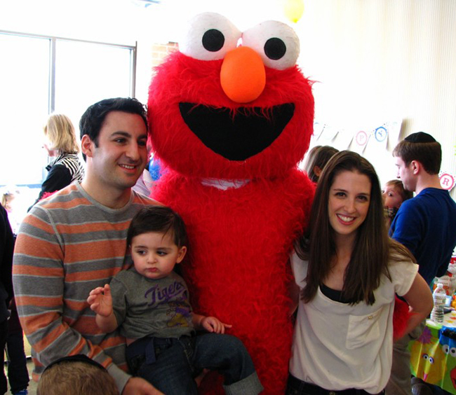 Sesame Street first birthday