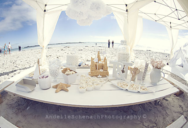Gorgeous beach birthday party!