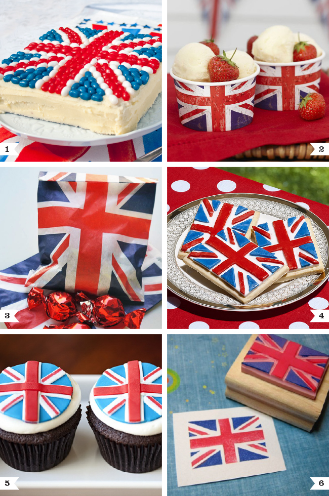 Union Jack party ideas - for a positively smashing British theme