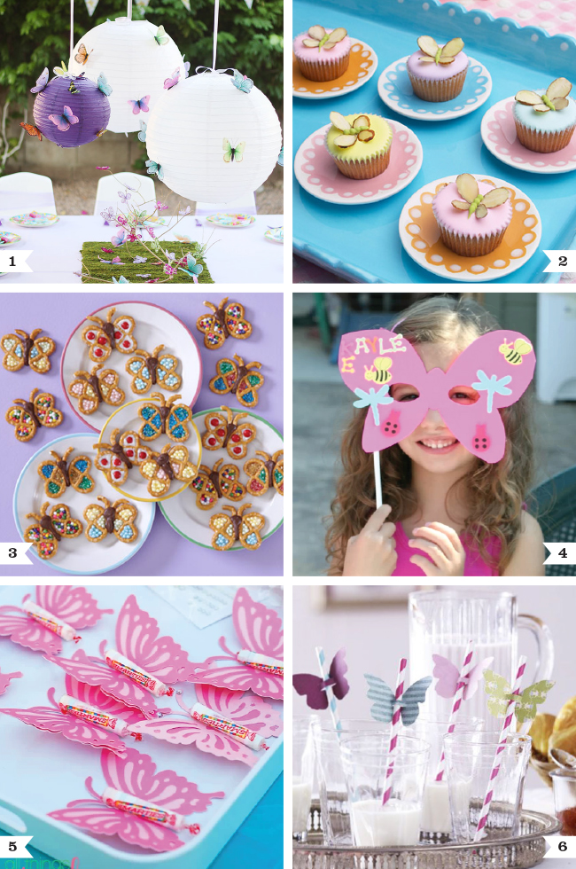 party ideas including food decor activities and party favors