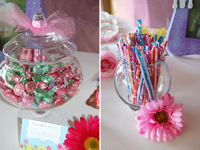 Garden fairy theme birthday party ideas