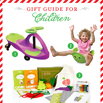 Gift Guide for Children – fun gifts and toys little ones