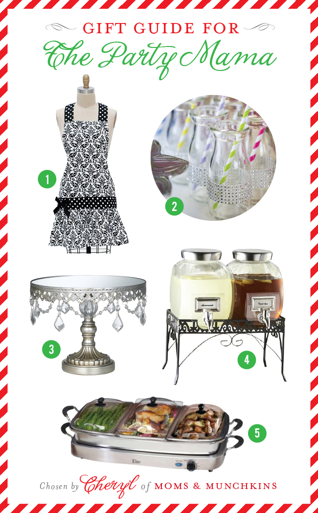 Gift Guide For The Party Mama Fabulous Gifts For A Hip