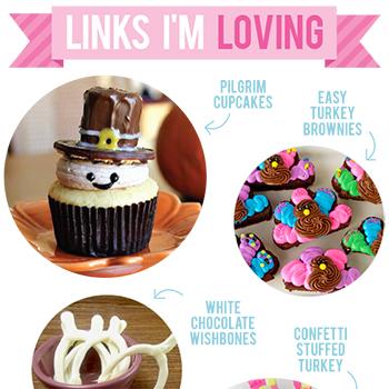 Links I'm Loving: Kid-friendly Thanksgiving ideas