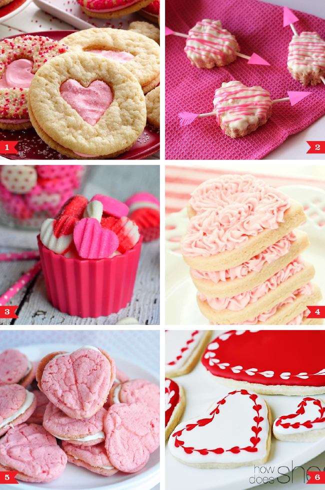 Adorable valentine 39 s day desserts anyone can make for Valentine s day desserts for a crowd