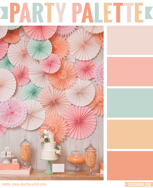 Related to 2014 color palette of the year - better homes and gardens