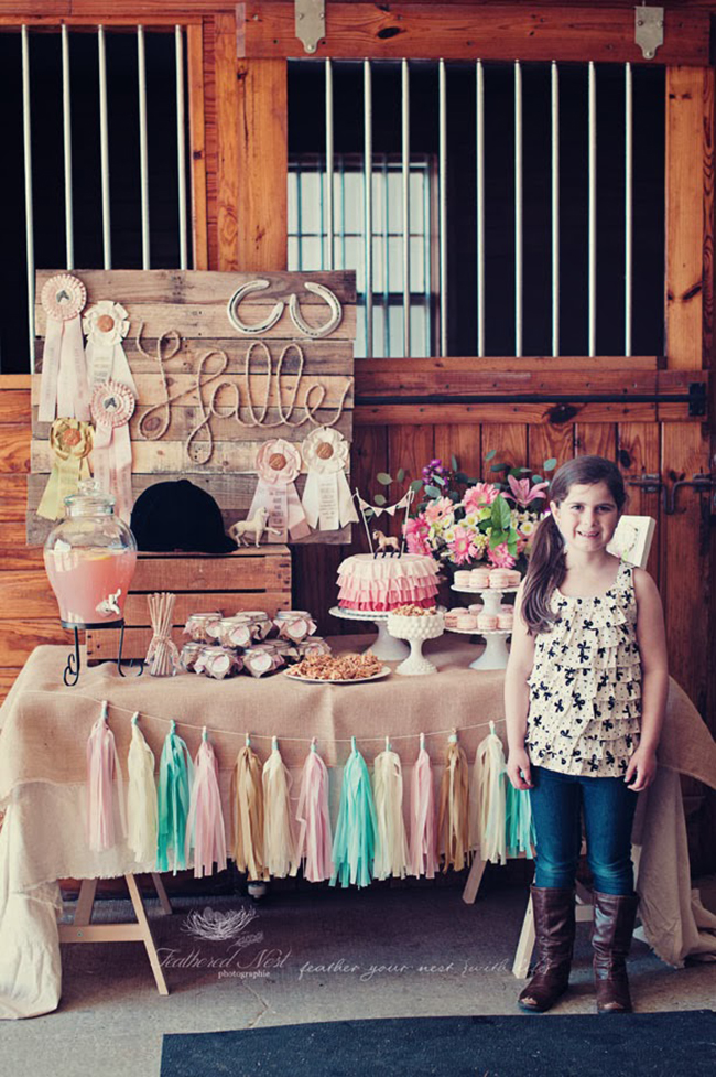 Equestrian Party Decorations