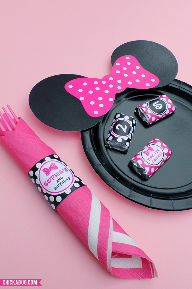 Crafty image intended for printable minnie mouse ears