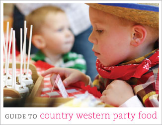 The ultimate guide to country western party food