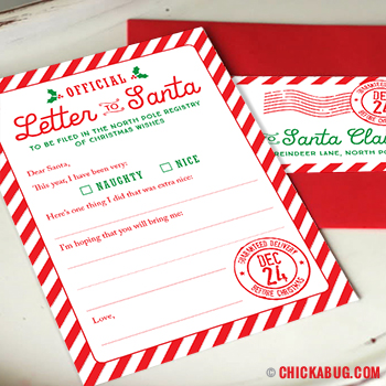 New letter to santa kits are here chickabug spiritdancerdesigns