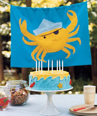 Amazing Party Ideas The Best Under The Sea Birthday Cakes Chickabug Funny Birthday Cards Online Necthendildamsfinfo
