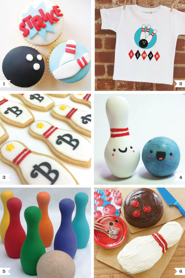 Bowling party prizes for adults