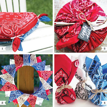 Diy Bandanna Ideas Chickabug