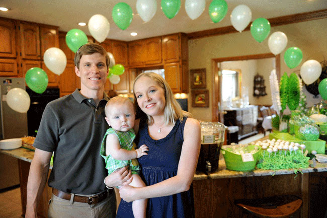 1st Birthday Celebration Ideas At Home First Party
