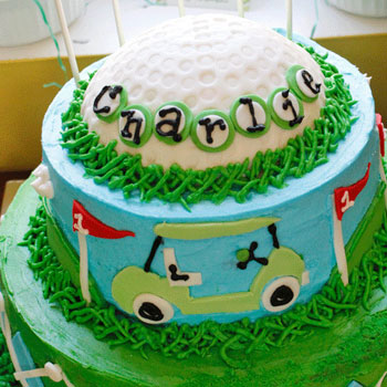 Strange Golf Party Charlie Is 1 Chickabug Funny Birthday Cards Online Aeocydamsfinfo