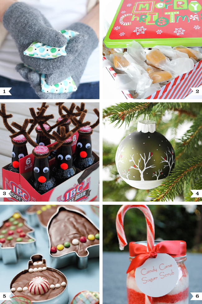 6 homemade inexpensive secret santa gift ideas that work for just about anyone