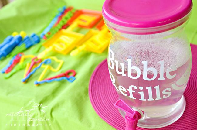 Bubble refills!