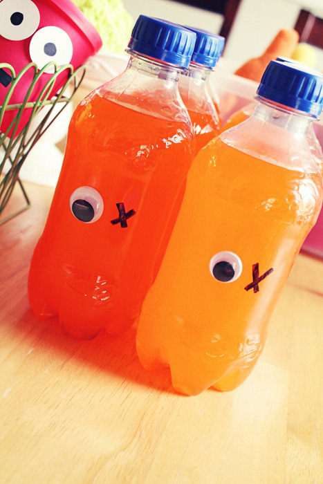 Monster Party - Monster Juice