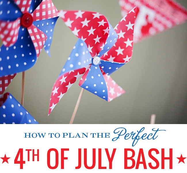 Roundtable discussion: How to plan the perfect 4th of July bash! Friday, June 28th at 4 pm EST on DailyLounge.com