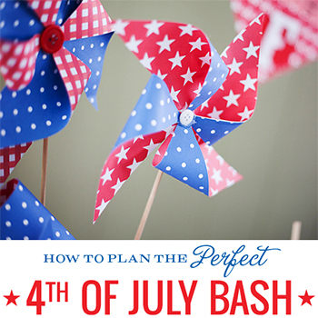 Roundtable discussion: How to plan the perfect 4th of July bash!