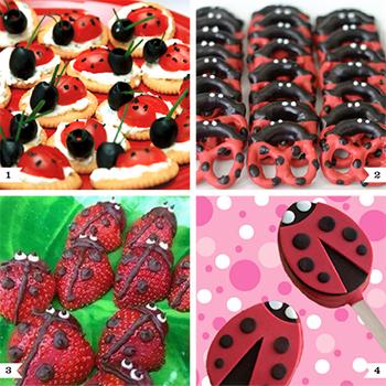 Ladybug Party Food Ideas