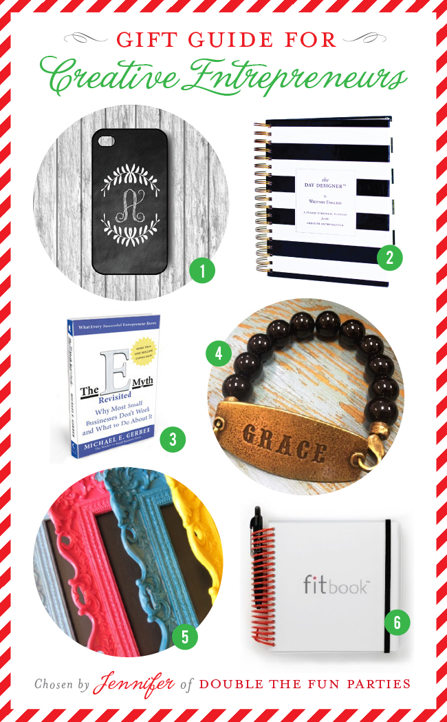 Gift Guide for Creative Entrepreneurs - must-haves for a business-minded gal on the go!