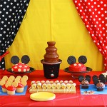 Mickey Mouse Clubhouse party - adorable and totally doable ideas for a Mickey Mouse birthday party!