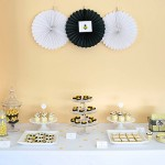 """""""What will it BEE?"""" baby shower with free printables!"""