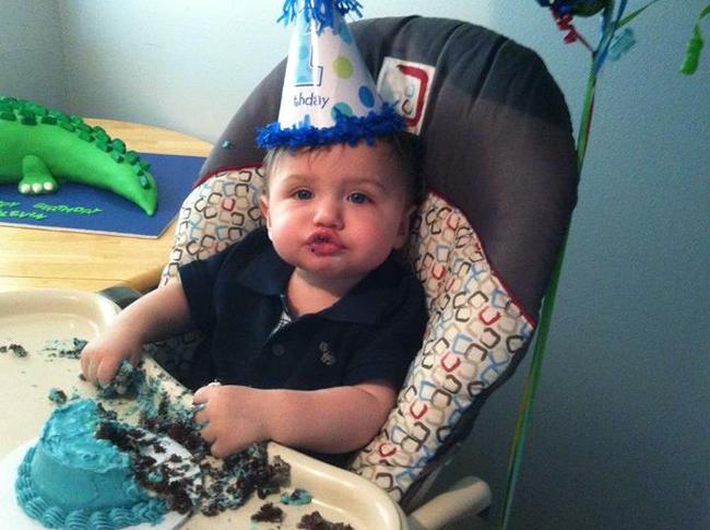 Alligator theme birthday party