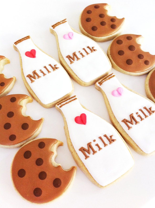 One Pretty Pin Milk And Cookies Chickabug