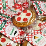 Pizza theme birthday party